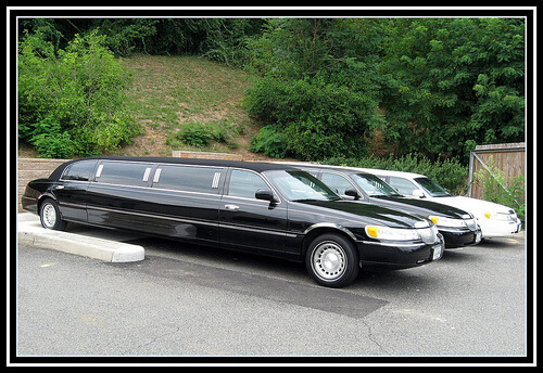 2737765288_2cb190dbb0 A Limousine for pick Up At The Airport