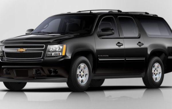 Suburban-SUV-2014-600x380 Car & Limo Fleet